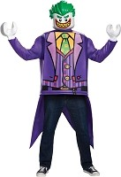 The Joker Classic Adult Costume- Batman Lego