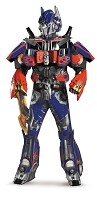 Optimus Prime Supreme Edition Adult Costume