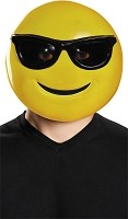 Sunglasses Mask- Emoticon