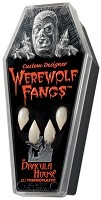 Dracula House Werewolf Fangs- Large