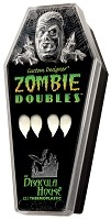 Dracula House Zombie Bites Doubles- Medium