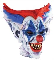 Outta Control Clown Mask