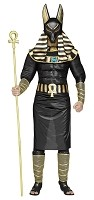 Anubis Egyptian Costume