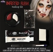 Infested Makeup Kit
