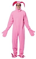 Bunny Adult Costume- A Christmas Story