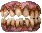 Bitemares Horror Teeth- Zombie
