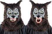 Animated Werewolf Mask With Sound