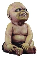 16 Inch Zombie Baby Prop