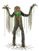 Root Of Evil Scarecrow Animated Prop