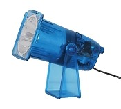 Strobe Light 360 Blue