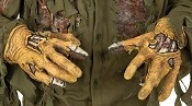 Jason Voorhees Adult Gloves