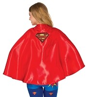 Supergirl Adult Cape