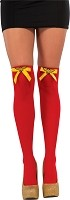 Wonder Woman Thigh High Socks