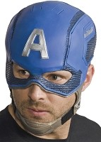 Captain America Adult Mask