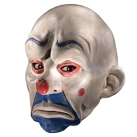 The Joker Clown Mask The Dark Knight Rises