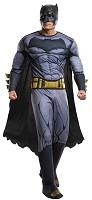 Dawn Of Justice Batman Deluxe Muscle Suit Adult Costume