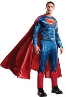 Dawn Of Justice Superman Grand Heritage Deluxe Adult Costume
