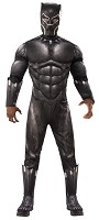 Black Panther Adult Standard Costume- Marvel