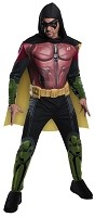 Arkham Robin Deluxe Adult Costume