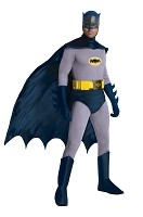 Comic Book Batman Grand Heritage Adult Costume