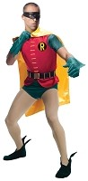 Comic Book Robin Grand Heritage Adult Costume