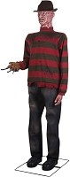 Freddy Krueger Life-Size Animated Prop- Nightmare On Elm St