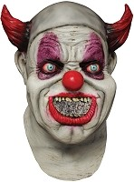 Maggot Mouth Clown Animated Mask