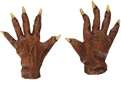 Werewolf Latex Gloves