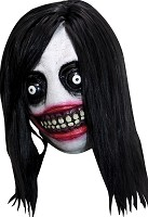 Creepy Pasta Jeff The Killer Mask