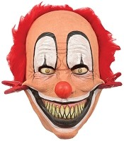 Tweezer Clown Mask