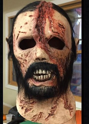 Walking Dead - Beard Walker Mask