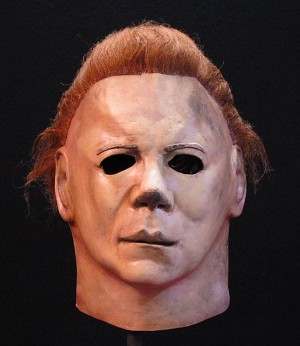 Official Michael Myers Halloween II Mask