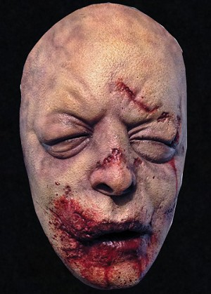 The Walking Dead - Bloated Walker Face Mask