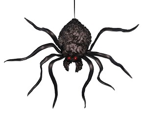 Hanging Shaking Spider Prop
