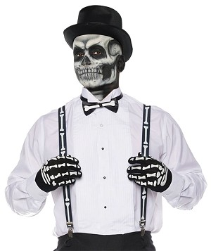 Skeleton Costume Kit