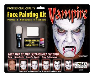Wolfe Brothers Vampire Makeup Kit